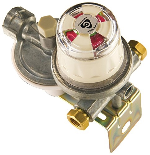 Cavagna 52 A 890 0010 Two Stage Automatic Changeover Regulator