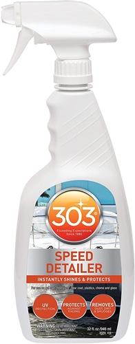 303 30205 Speed Detailer Spray - 32 Oz