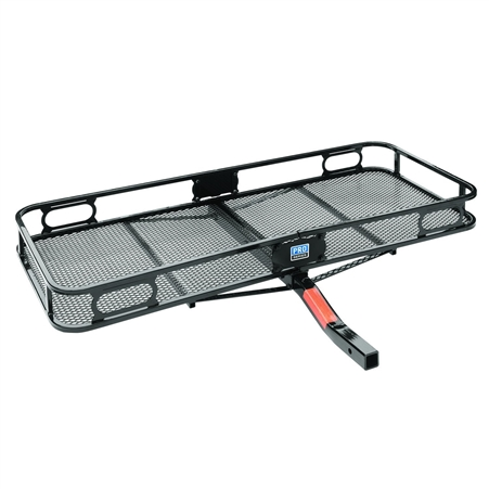 Pro Series 63153 Metal Cargo Carrier With Bolted Side Rails