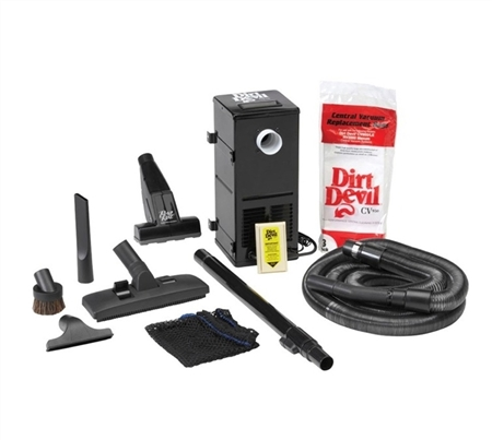 Dirt Devil Cv1500 Rv Central Vacuum System With Rugrat