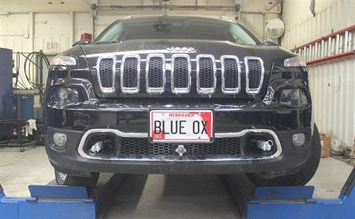 Blue Ox Bx1138 2014 2018 Jeep Cherokee No Trailhawk Base