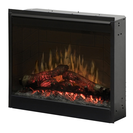 Dimplex Df2600l 26 Quot Plug In Electric Fireplace
