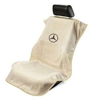 Seat Armour SA100MBZB Black Mercedes Benz Seat Protector Towel