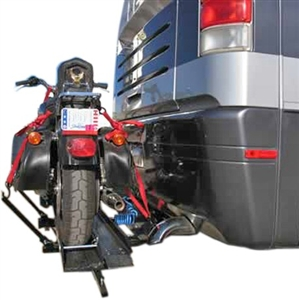 Blue Ox Rv Motorcycle Carrier I