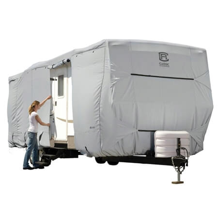 Best Travel Trailer Cover For Snow